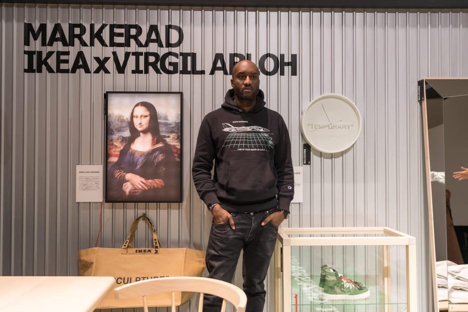 En images, découvrez Markerad la collection d'IKEA et Virgil Abloh