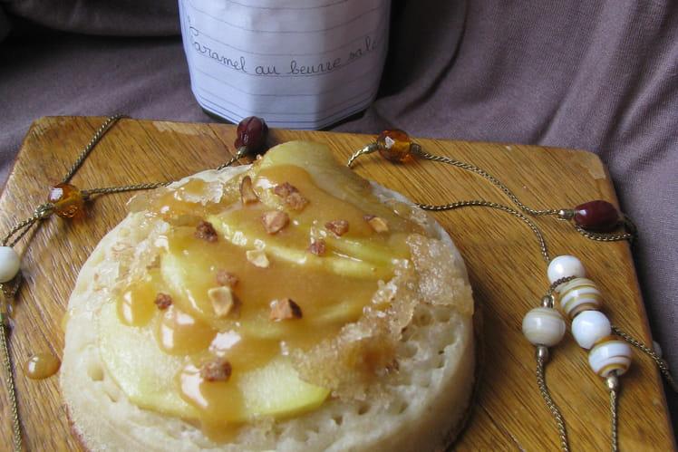 Caramel au beurre salé généreux