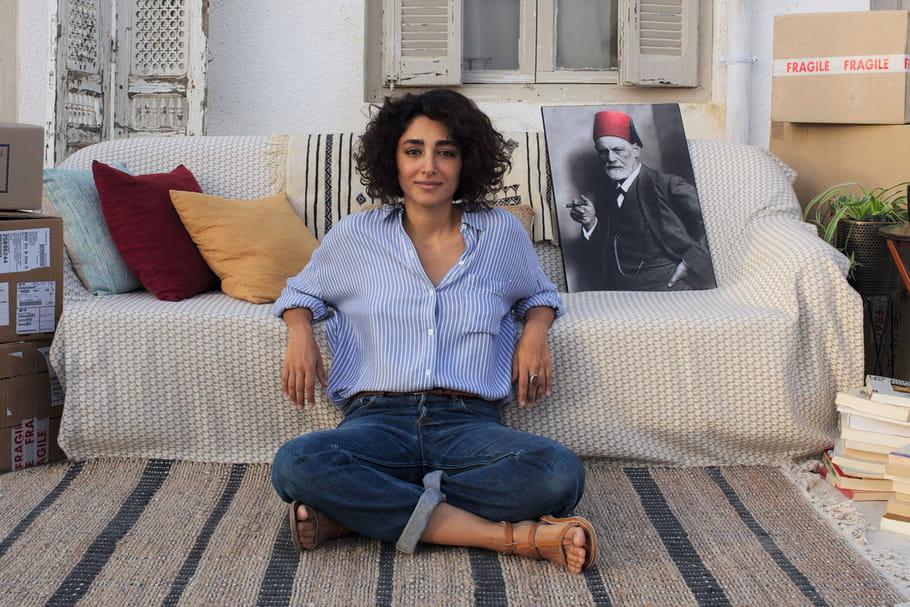 UN DIVAN A TUNIS ou les fabuleuses consultations de la psy Golshifteh Farahani