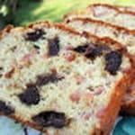 cake lardons pruneaux et pignons 100