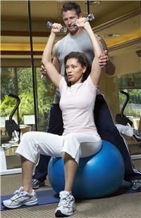 demandez à votre médecin quels exercices ou quels muscles vous devez renforcer,