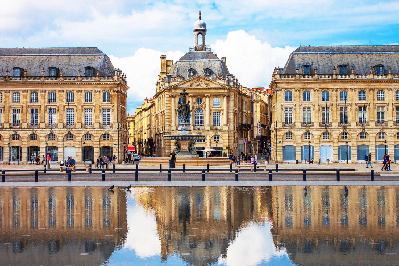 Bordeaux, ville la plus agréable de France à 2h de Paris