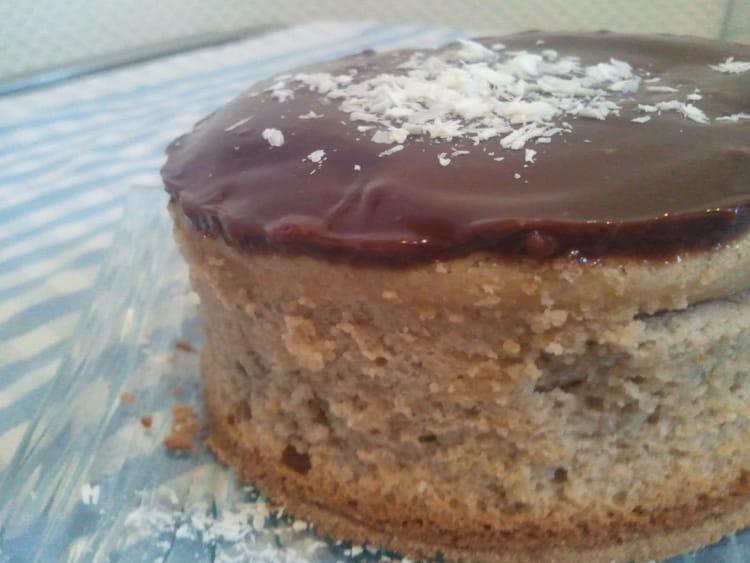 Recette de mousse cr me de marrons fa on cheesecake la recette facile - Mousse a la creme de marron ...