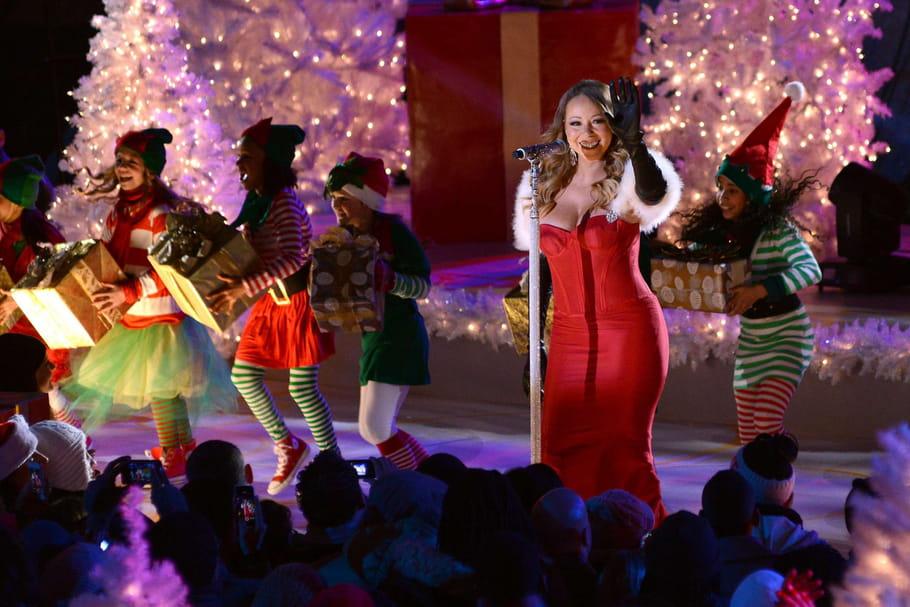 Les chansons les plus écoutées à Noëlsont...