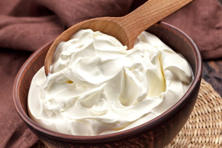 Par quoi remplacer la crème fraîche ?