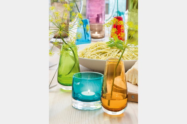 Vase soliflore par LSA International