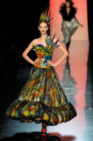 jean paul gaultier, défilé haute couture automne-hiver 2011-2012