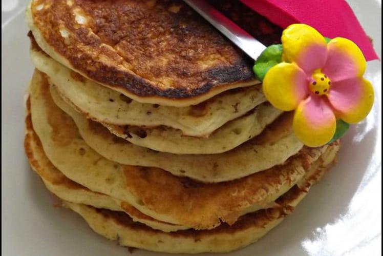 Pancakes {comme aux States}