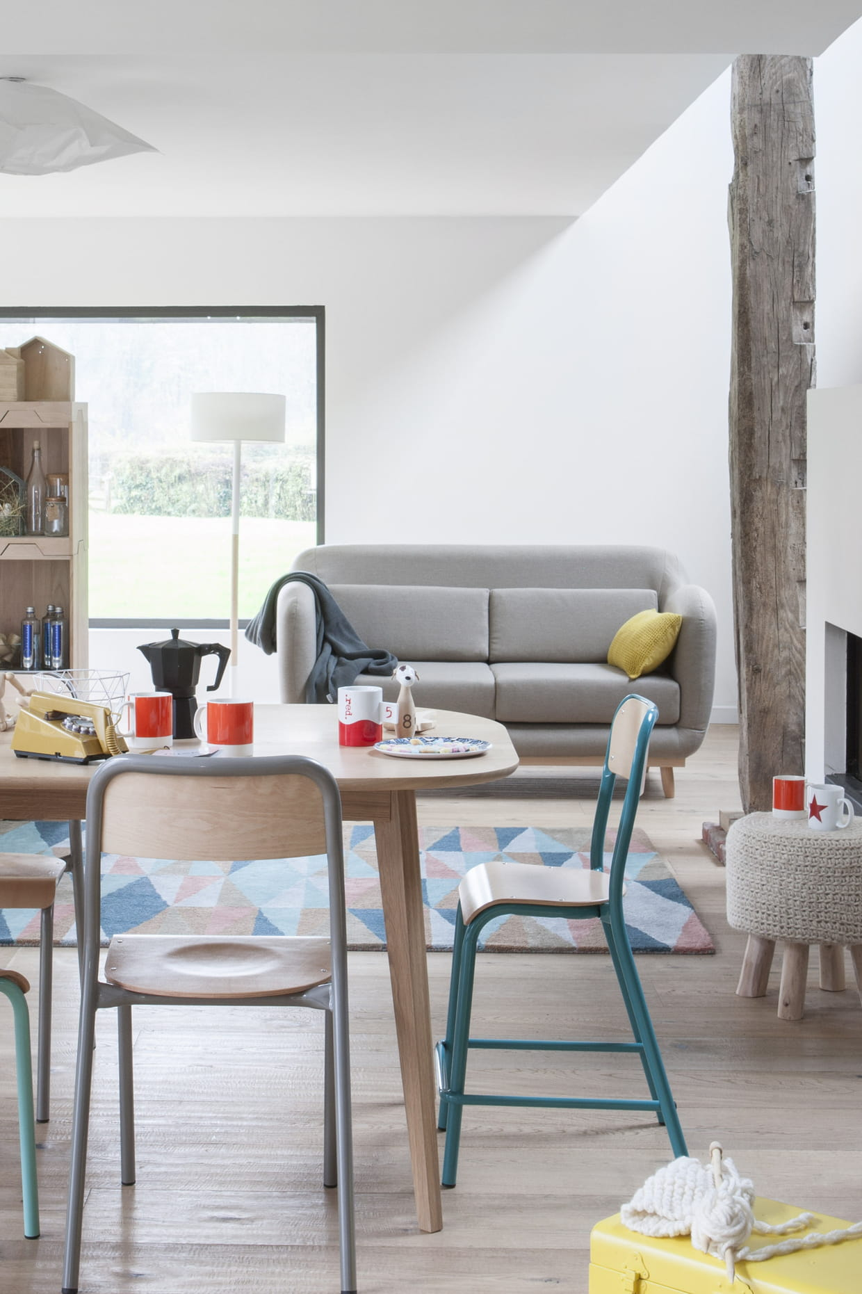 canap maxou de camif. Black Bedroom Furniture Sets. Home Design Ideas