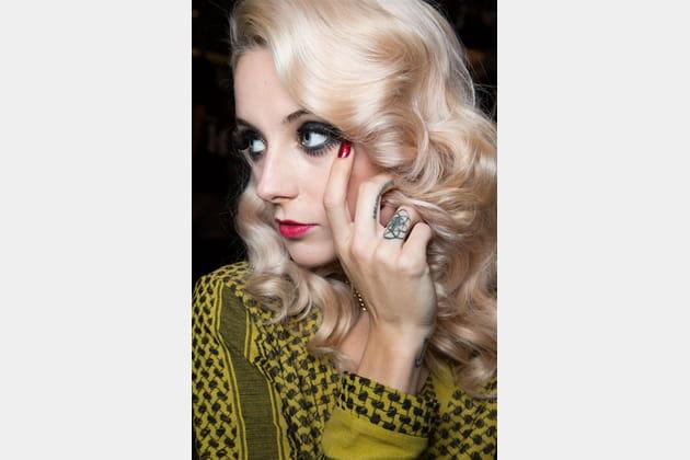Betsey Johnson (Backstage) - photo 27