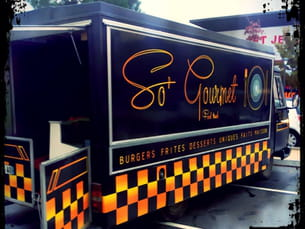 so'gourmet food truck