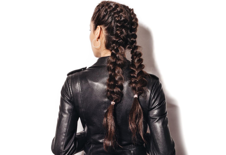 Comment réaliser la coiffure boxer braids?