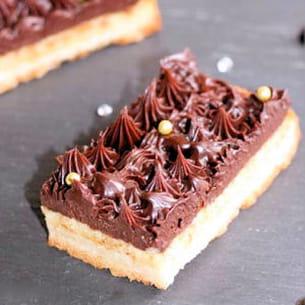 tarte gourmande amande tonka chocolat