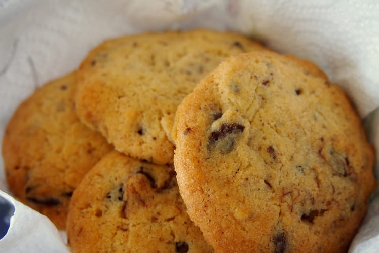 Cookies au cœur fondant Nutella