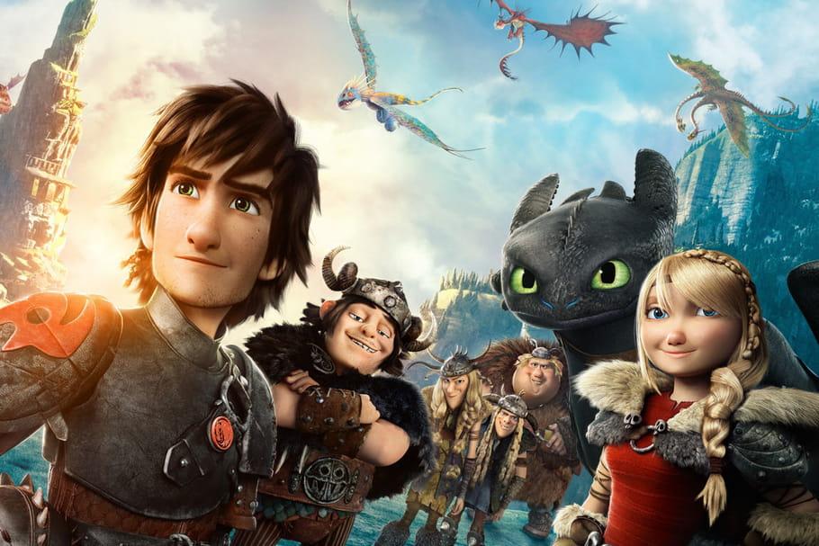 Animation : les Dragons sont de retour grâce à Netflix !
