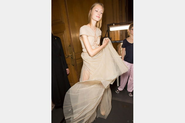 Vionnet (Backstage) - photo 56