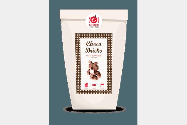 Choco Bricks de Kitchen Trotter