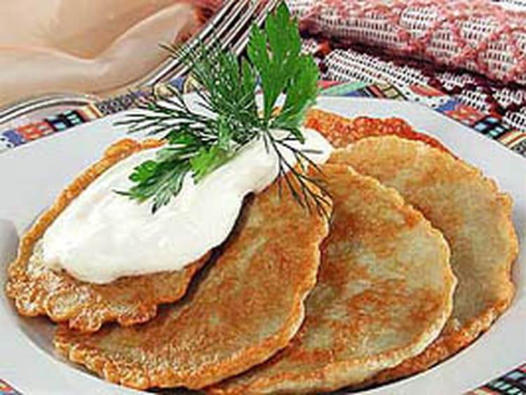 Recette de draniki plat bi lorusse la recette facile - Plat a cuisiner facile ...