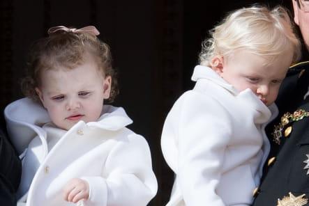 Les jumeaux Gabriella et Jacques
