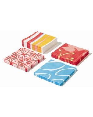 les serviettes en papier 'solig' d'ikea