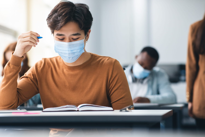Protocole sanitaire le jour des épreuves: quelles mesures?
