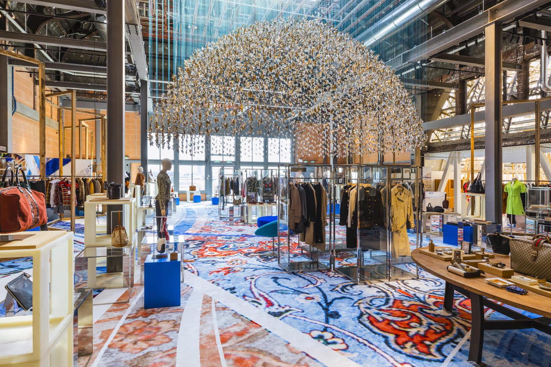 Le Printemps Haussmann ouvre un étage à la mode responsable