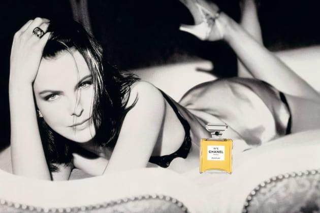 La campagne Chanel N°5de 1997