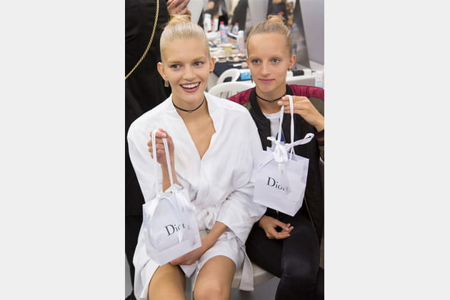 Christian Dior (Backstage) - photo 28