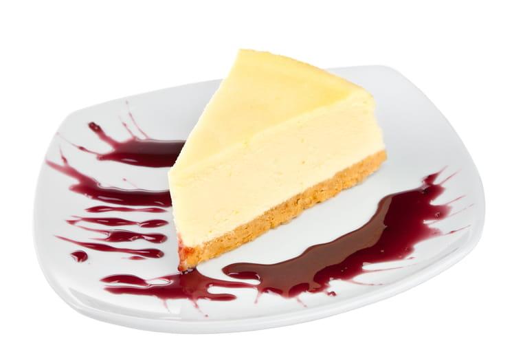 Cheesecake à l'anglaise