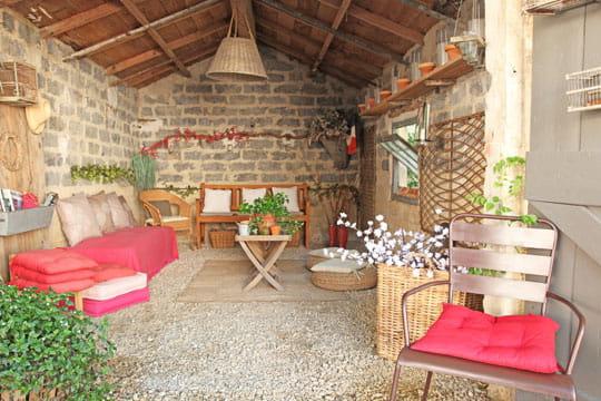 Un Salon Dans La Grange