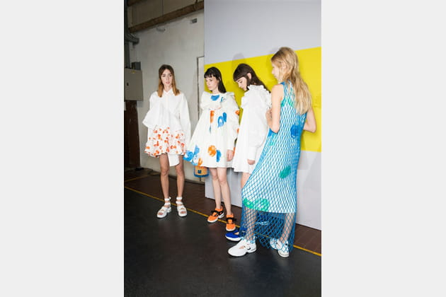 Msgm (Backstage) - photo 15