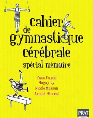 cahier de gymnastique cérébrale spécial mémoire chez prat