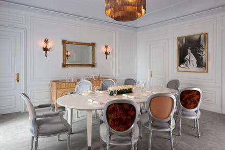 Hôtel St Regis à New York avec la suite Dior