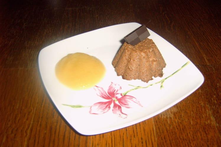 Risotto au chocolat