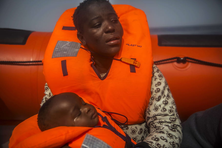 70% des migrantes ont subi des violences