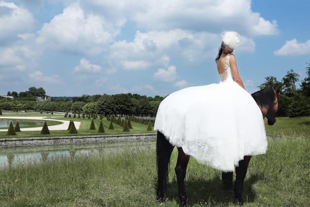 Robe de mariée Fragrance, Cymbeline