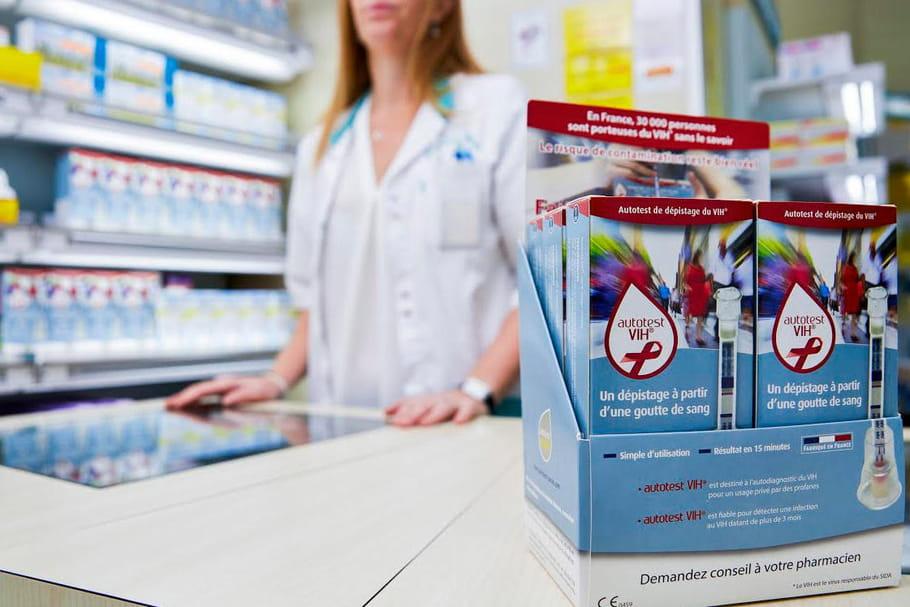 VIH : autotest de dépistage, comment ça marche ?