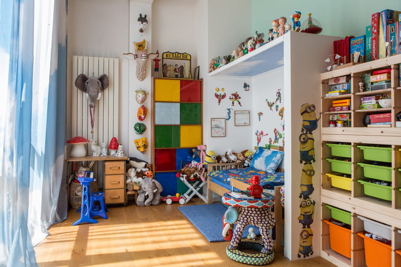 Idées déco pour chambres d'enfant à croquer