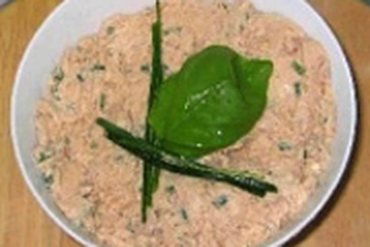 Mousse de thon