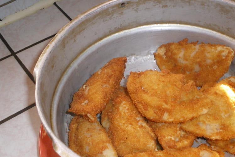 Rissois à la viande hachée (ravioles portugaises)