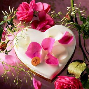coeur rose jasmin de pierre hermé