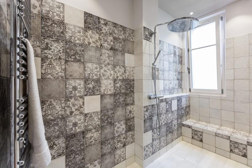 Douche à l'italienne: plus de 50idées pour l'aménager