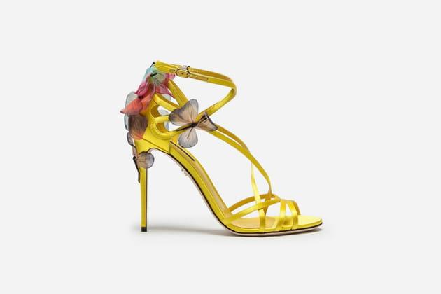 "Sandales ""Keira"" de Dolce & Gabbana"