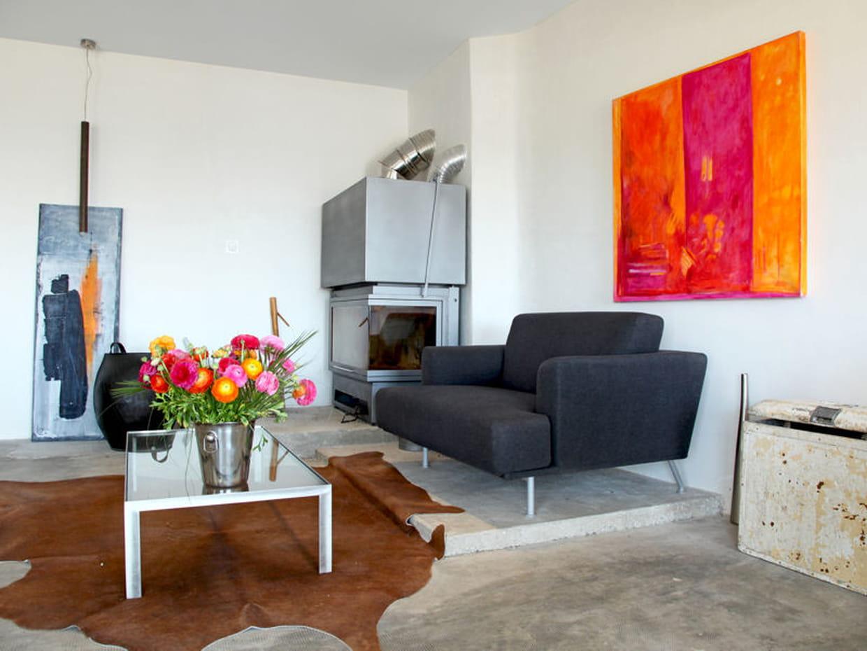 tableau contemporain. Black Bedroom Furniture Sets. Home Design Ideas