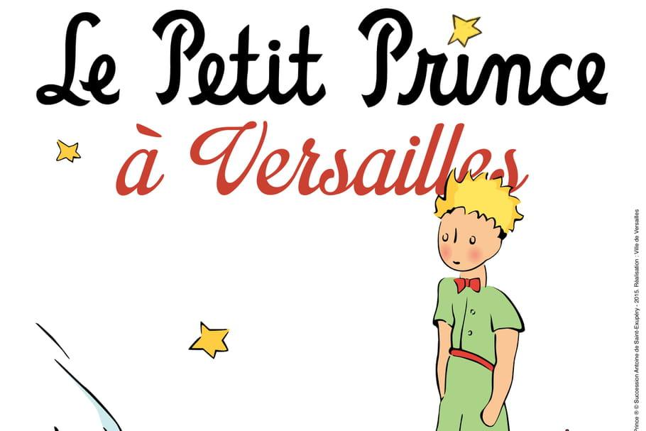 Le petit prince versailles le h ros de saint exup ry s - Piscine bassins anniversaire versailles ...