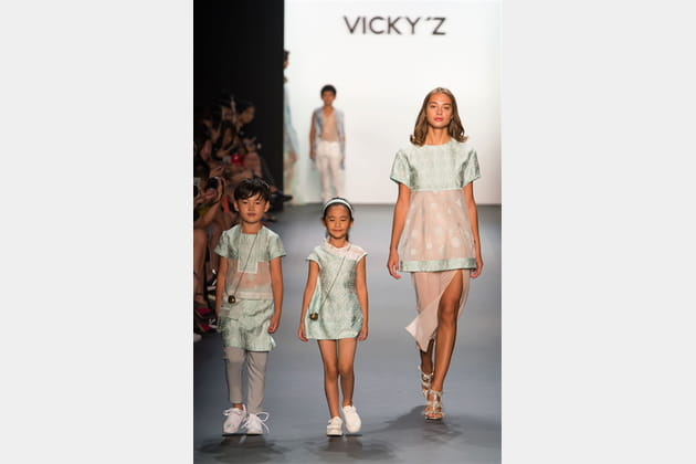 Vicky Zhang - Printemps-été 2017