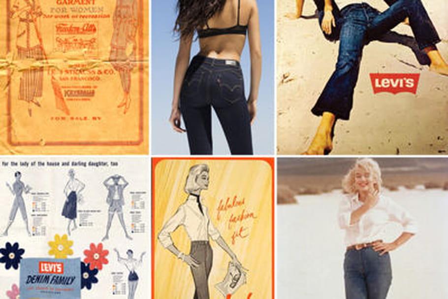 Happy birthday Levi's : 80 ans pour le jean femmes, et pas une ride !