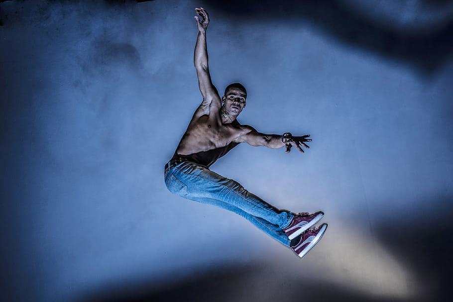 Brahim Zaibat : danseur talentueux et ambitieux