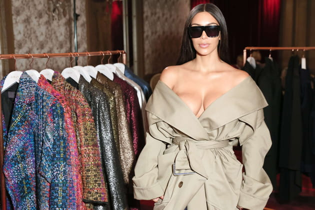 Kim Kardashian, le jour avant le drame