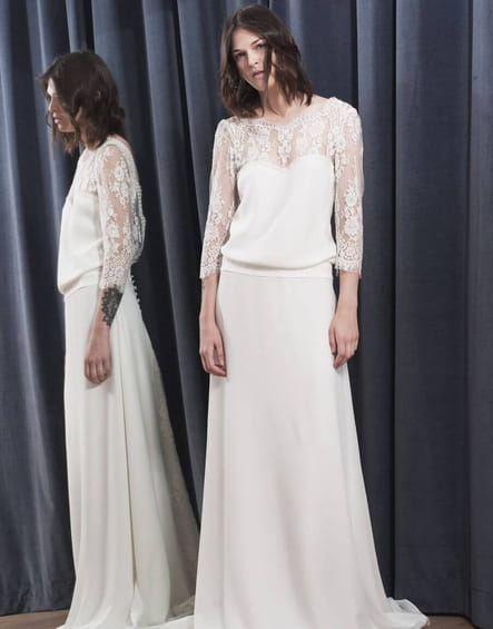 Robe de mariée Vivi, Stéphanie Wolff